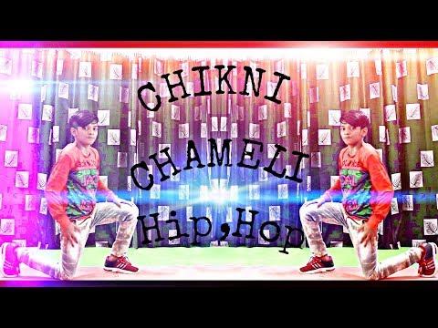 CHIKNI CHAMELI //HIP HOP RIMIX  //DANCE VIDEO// CHOREOGRAPHY BY // RAHUL SHARMA