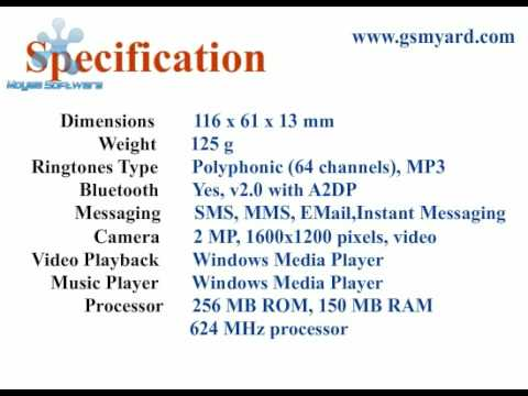 Samsung-i907 Video of GSM Yard