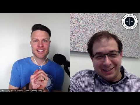 Can you bootstrap a company on the side? (Part 1 with Jason Cohen)