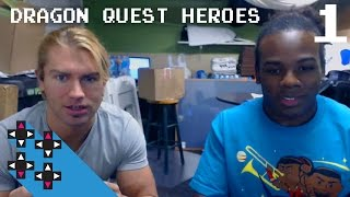 Shawn Michaels & Lance Storm (Dragon Quest Heroes w/ Tyler Breeze Part 1) — Superstar Savepoint
