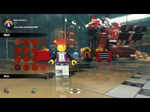 LEGO NINJAGO THE MOVIE VIDEO GAME Part 2 |