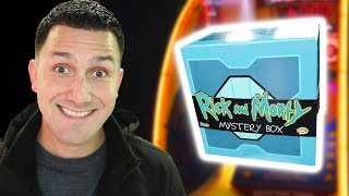 Can We Win It? - Rick and Morty Mystery Box