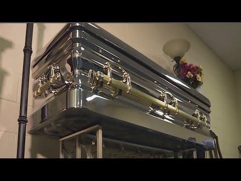 Coronavirus Pandemic Impacts Memphis Funeral Homes