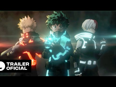 My Hero Academia World Heroes Mission   Teaser Trailer Oficial