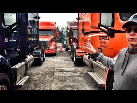 Cypress Truck Lines New 2019 Training Trucks