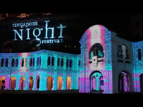 6 Things You MUST CHECK OUT at Singapore Night Festival 2018