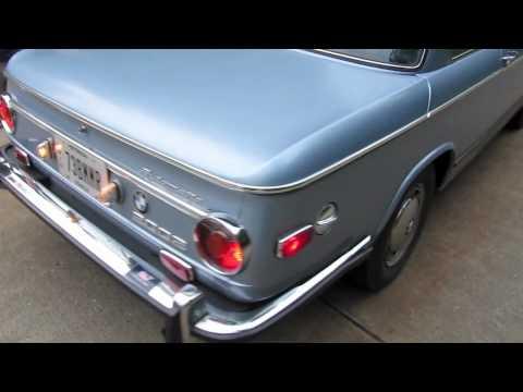 KingCast tribute to Max Hoffman, BMW 2002 & CX650 HondaGuzzi.