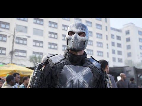 Captain America Civil War - Crossbones