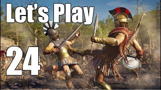 Assassin's Creed Odyssey - Let's Play Part 24: Perikle's Symposium