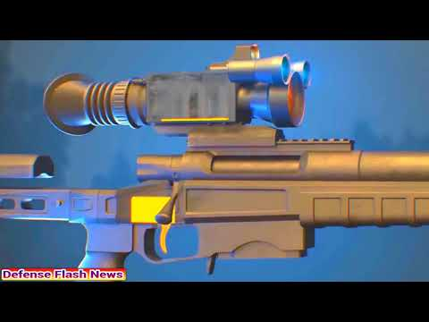 MOST ADVANCED Technology Russian Military Thermal Rifle Scope