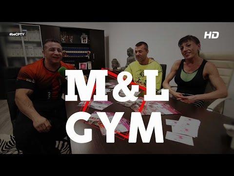 M&L GYM | LLEIDA | con Toni Gutierrez | Cuerpos Perfectos TV #beCPTV