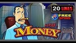 Action Money - Slot Machine