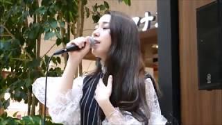 愛知出身シンガーソングライター SNSの歌姫 絹(SOWA)さん 15:00~ 6曲目...