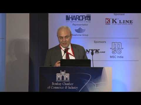 Capt. Anil Singh, summarizing the 8th International Conference on Ports and Shipping - Part 6