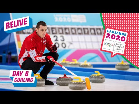 RELIVE - Curling - Canada Vs Japan - Day 6 | Lausanne 2020
