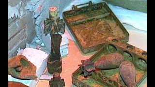 Смотреть видео Лабытнангский музей приглашает ямальцев на выставку «Ленинградский метроном» онлайн