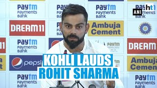 India Vs South Africa: Virat Kohli lauds Rohit Sharma after series sweep