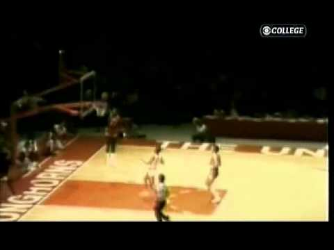 Top 10 College Dunkers All-Time - #2 Clyde Drexler
