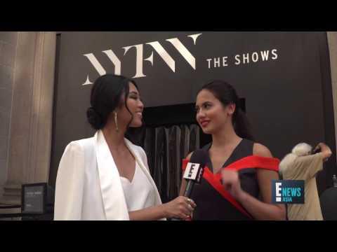 NYFW - Elizabeth Rahajeng   E! News Asia   E!