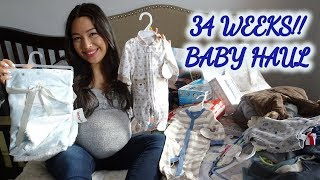 Baby Haul- newborn clothes, diaper bag & more