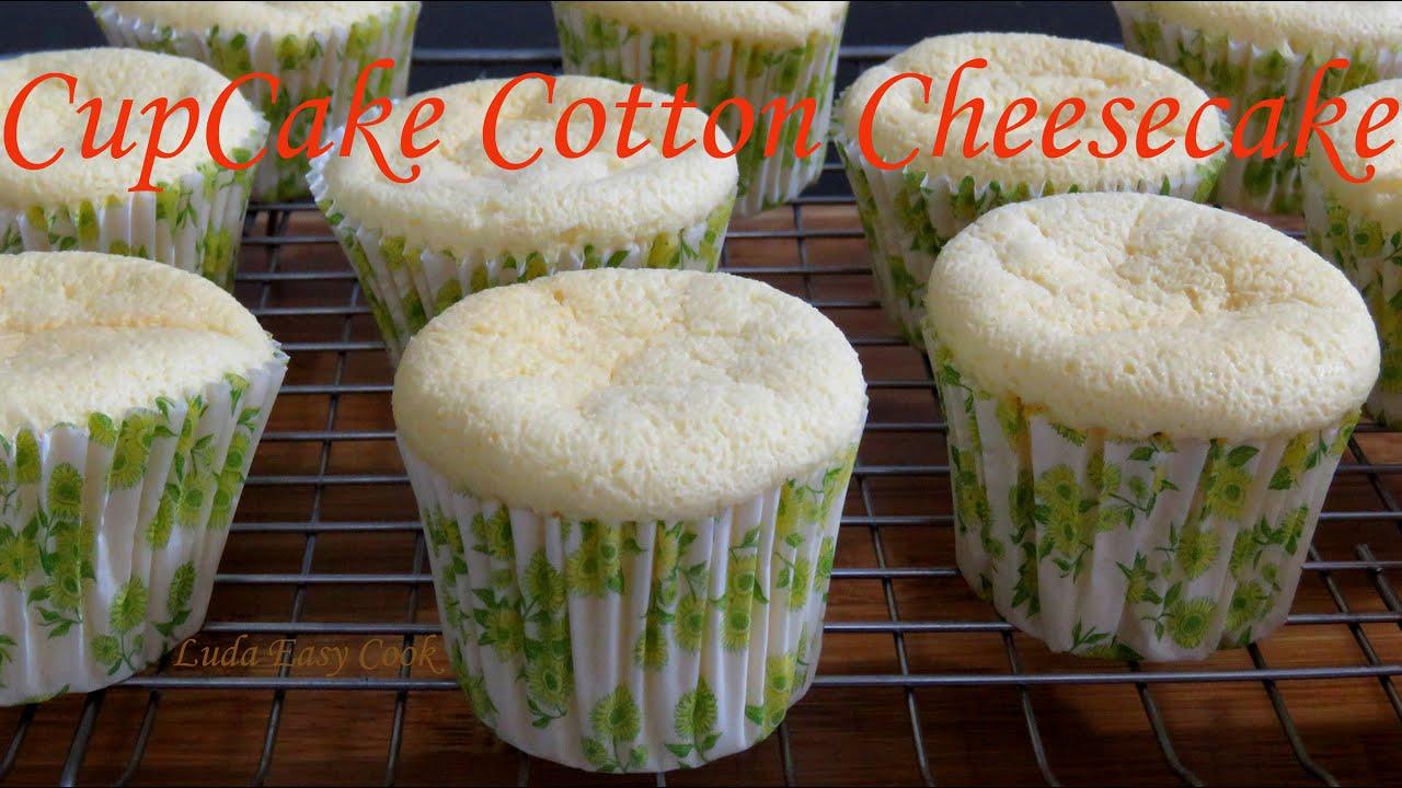 Японский Хлопковый Чизкейк МАФФИН - Japanese Cotton Cheesecake Muffin - BÁNH  PHÔ MAI MUFFIN CUPCKE
