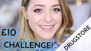 ALL UNDER £10! - Drugstore Makeup Look | Fleur De Force