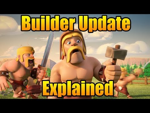 Missing Builder Update Explained!! - New Troop Special Events!! 4 Week Special Event CoC Update!