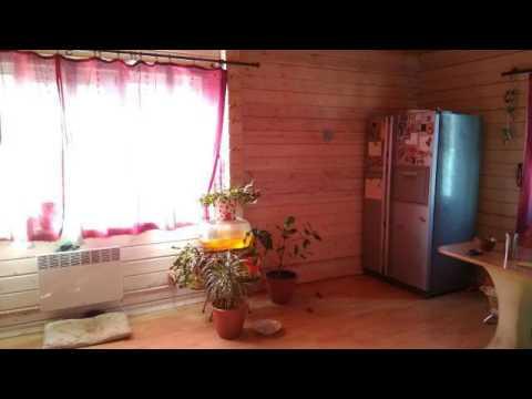 Продается дом из бруса 120м2 на 8 сот в д. Шев... смотреть видео онлайн