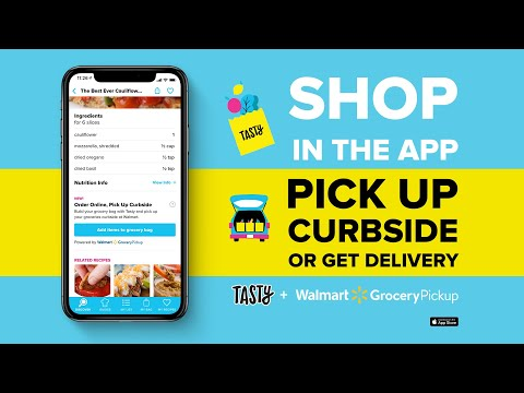 Tasty Recipes Are Now Shoppable! • Tasty
