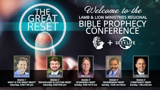 The Great Reset Conference Session 3