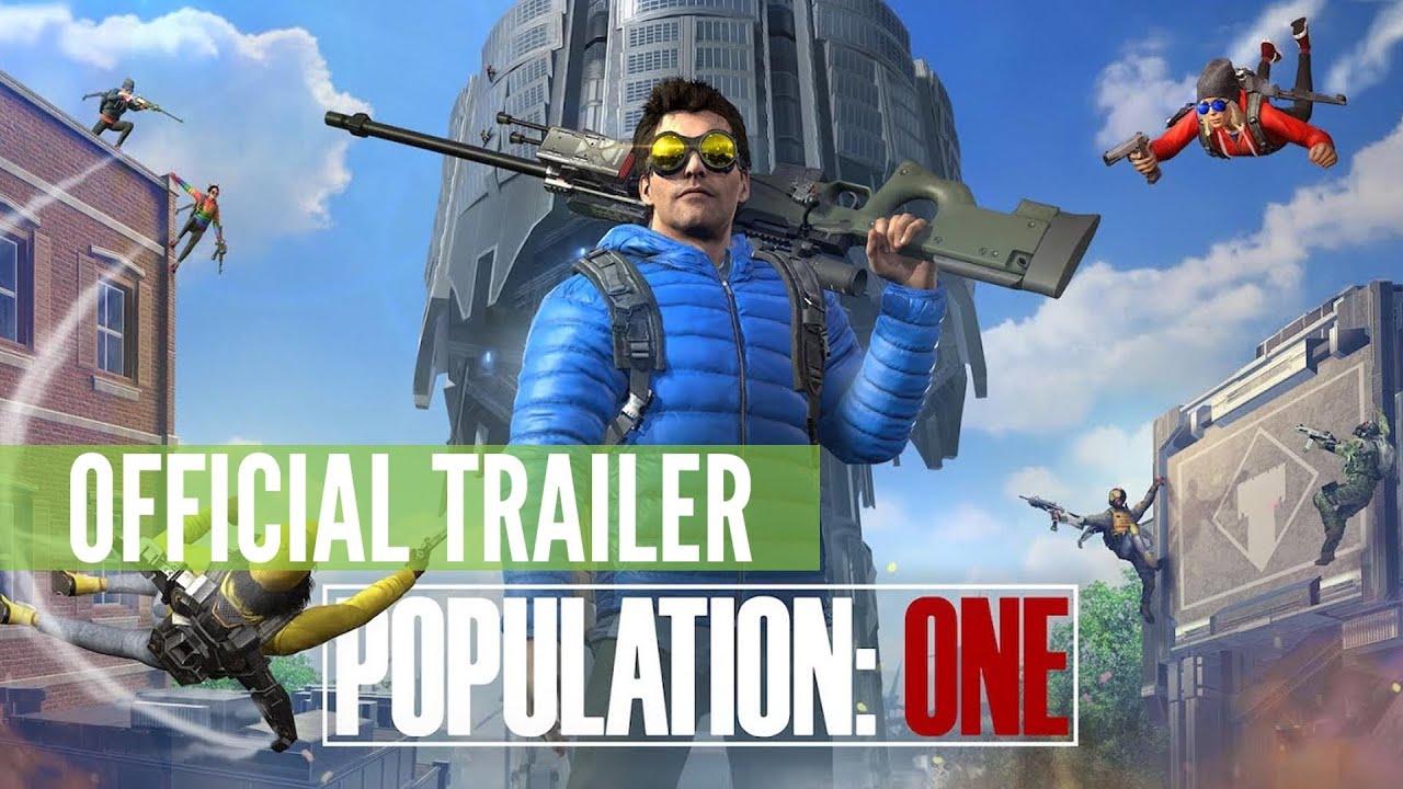 Population: One выйдет 22 октября