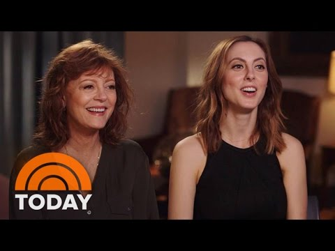 Susan Sarandon's Daughter Eva Amurri Martino Forges Her Own Path | TODAY