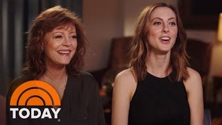Susan Sarandon's Daughter Eva Amurri Martino Forges Her Ow...