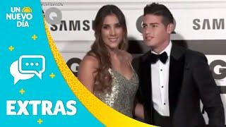 James Rodríguez alquiló un vientre para su segundo hijo   Un Nuevo Día   Telemundo