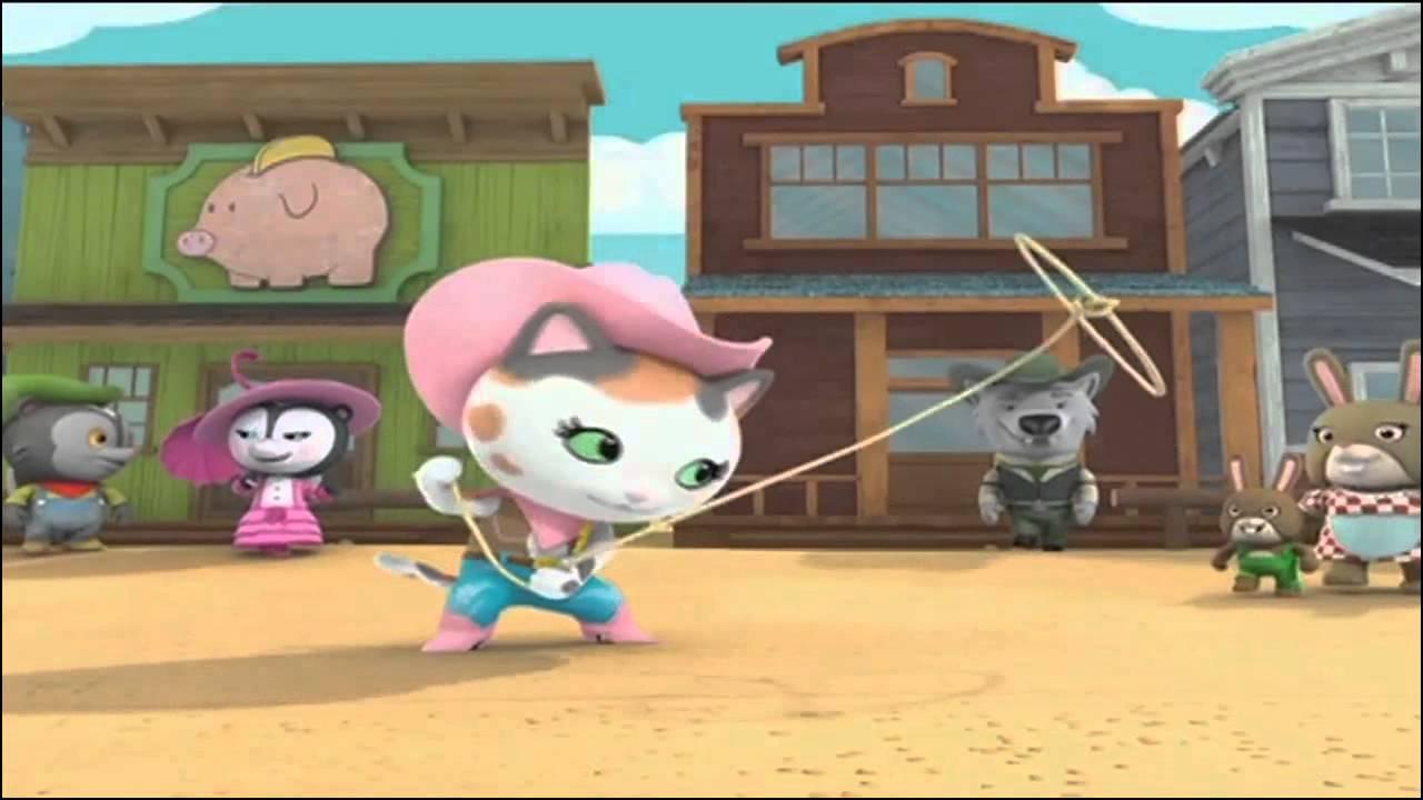 La Sheriff Callie en el Oeste Ya Viene en Disney Junior  YouTube