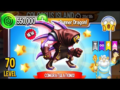 Dragon City: Outlaw Dragon, plus all Mystery Mansion Island | Completed 2021 😱