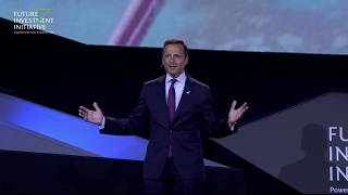 John Pagano's keynote speech at the 2019 Future In...