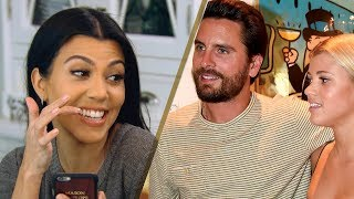 Kourtney Kardashian CHANGES Her Opinion on Scott Disick's Girlfriend Sofia Richie