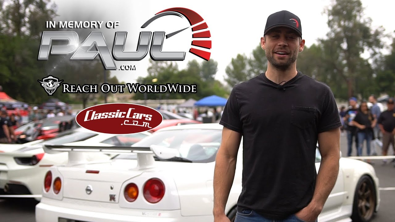 In Memory Of Paul Car Show Cody Walker Interview YouTube - Car shows tonight
