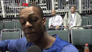 NBA All-Star Celtics39 Rajon Rondo Thinks He39s Overrated on NBA 2K11 Doesn39t Mind