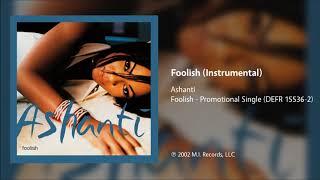 Ashanti - Foolish (Instrumental)