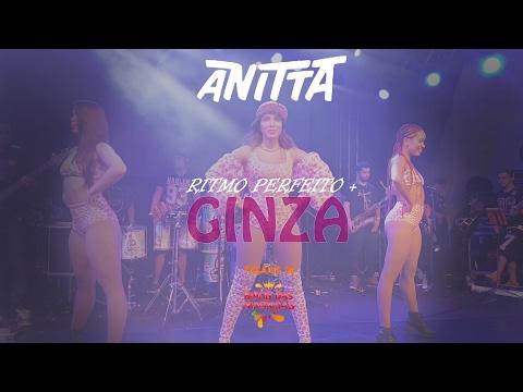 Ritmo Perfeito + Ginza - Anitta (Ensaio Bloco das Poderosas 09/02)