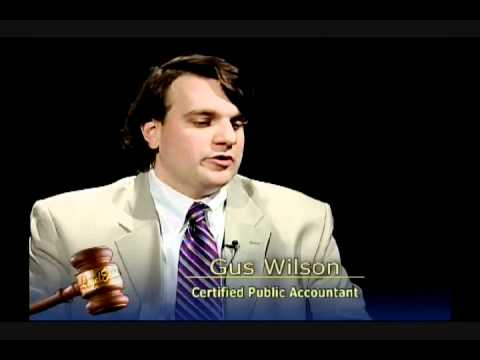 Memphis attorney Vincent Perryman discusses Tax Preparation with Gus Wilson Part 1
