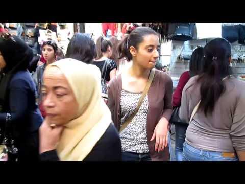 СТОЛИЦА ТУНИСА ВИДЕО / VIDEO TUNIS. TUNISIA