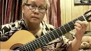 Hai Mùa Mưa (Mạc Phong Linh - Mai Thiết Lĩnh) - Guitar Cover by Hoàng Bảo Tuấn