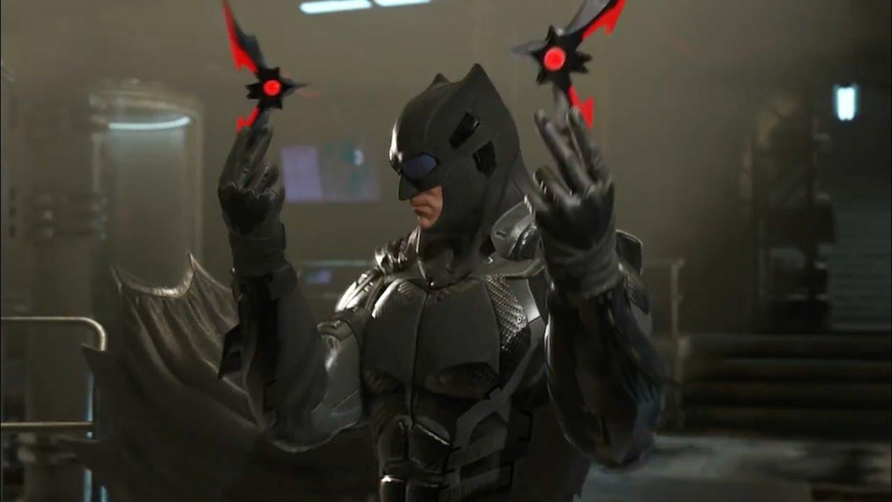 Injustice 2 - Justice League Movie Skins Trailer