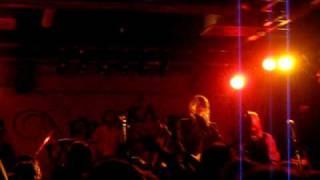 Friska Viljor - Old Man live Feierwerk Hansa39 München Munich 16.11.2009