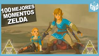 100 MOMENTOS ÉPICOS de The Legend of Zelda – 100 al 91 | N Deluxe