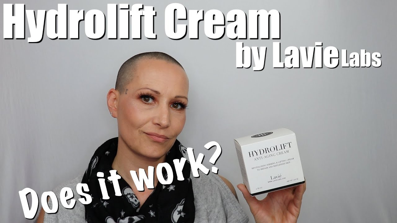 Download HYDROLIFT AGE DEFYING CREAM by Lavie || Review || Over 40 | Mature skin (Sponsored)