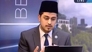 Importance of Congregation - Beacon Of Truth 16th June 2013 - Islam Ahmadiyya